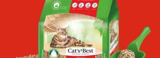 Mejor Arena Para Gatos Cat´s Best