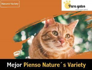 mejor pienso natures variety